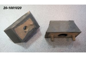 Pillows front engine mount GAZ-M20, GAZ-21, GAZ-24, Moskvich