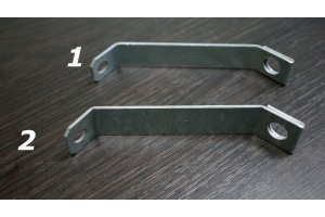 Air filter bracket GAZ-21