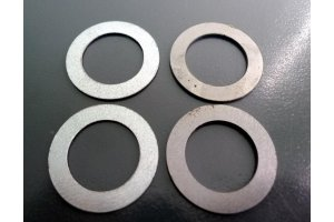 A set of adjusting washers to eliminate play in the transmission drive for GAZ-12, GAZ-M20, GAZ-21