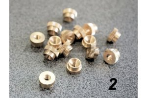 Nut contact candles GAZ-M20, GAZ-51, GAZ-69, ZIS-5
