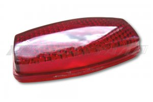 Glass rear light GAZ-M20