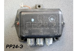 Relay regulator RR-24